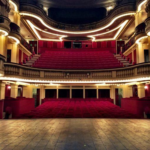 Theatre de la madeleine à Paris