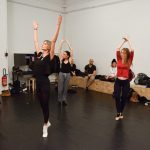 danseuses danseurs spectacle vivant France
