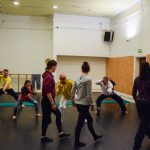 capoeira training live show emajinarium free spirit