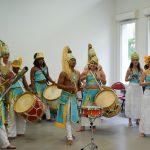 Batucada oju oba spectacle de danse emajinarium free spirit