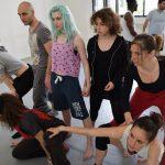 dancers live show paris training room emajinarium free spirit
