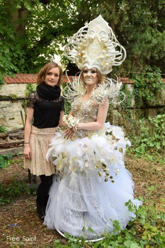 Atelier Fraise au Loup costumes pour spectacle opéra